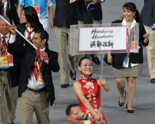 我亲历的奥运礼仪引导员选拔内幕3 - 后皇嘉树 - 后皇嘉树