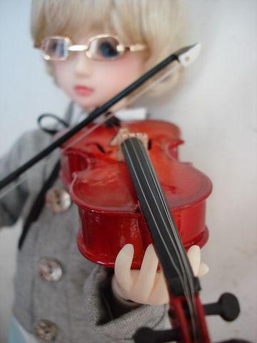 小提琴 - 白玉狐 - 草莓样的味道
