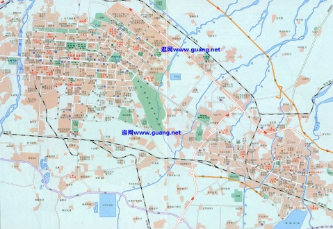 包头市内地图