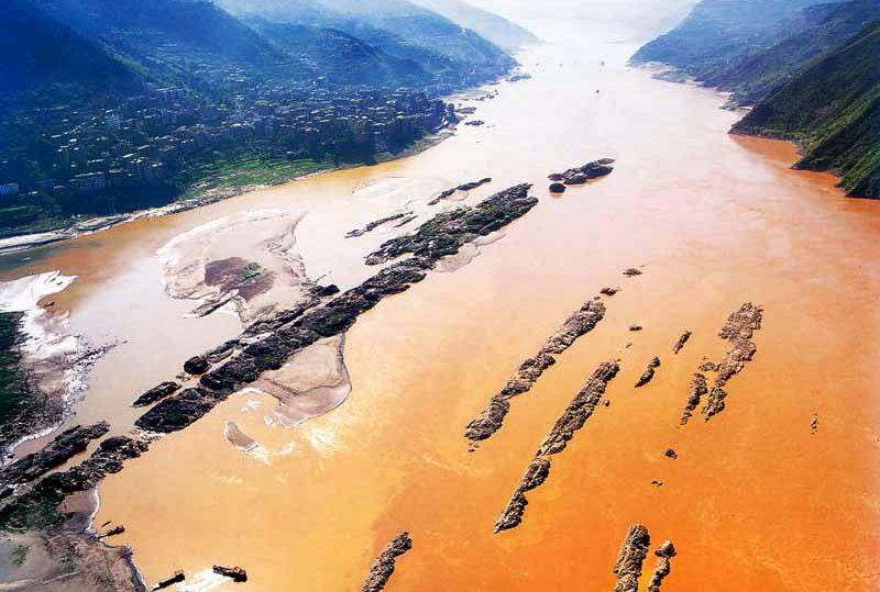 【引用】长江三峡原貌欣赏 【52组图  视频】 - 花仙子 - 黑色玫瑰的博客