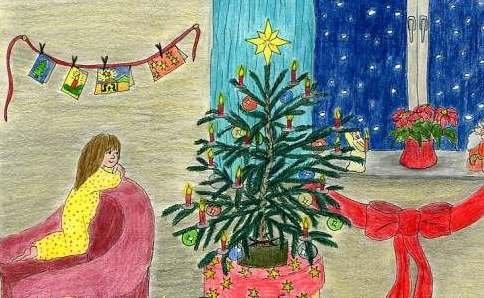 圣诞节快乐! - 姜乙乙 - Mythos und Wahrheit