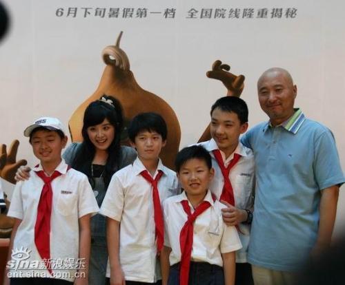 CCTV6 中国电影报道 陈佩斯深情说孩子滔滔不绝