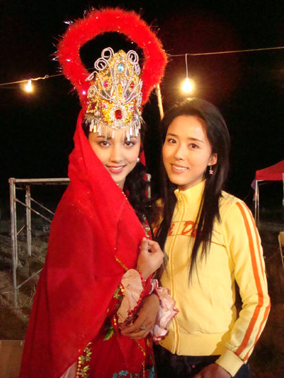 我最好朋友的新疆婚礼 - rain.911 - 颜丹晨的博客
