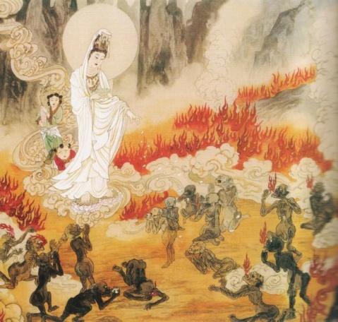 传说中的十大魑魅魍魉 - 阳光脚步 - 阳光下的精彩