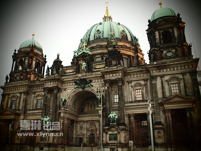 疾行在历史与现代交融的柏林——历史篇 - 喜琳 - 喜琳的异想世界
