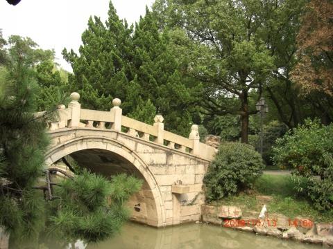 上海醉白池游园留影 - 梅梅2007 - 我的博客