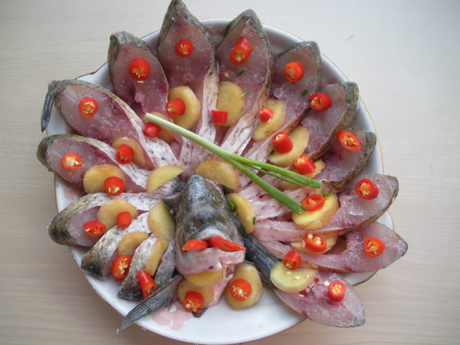 清蒸鱼 - 史提芬邹 - 史提芬邹的博客
