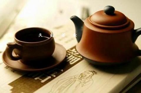 品茶感悟 - 铁观音 - 久山茶业