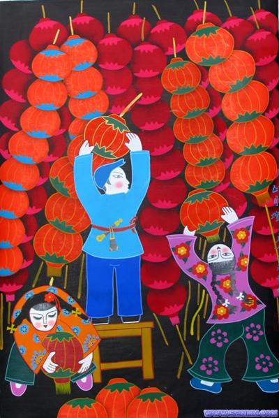 春节观察:乡村庆典是为饥饿准备的套餐 - 朱大可 - 朱大可的博客