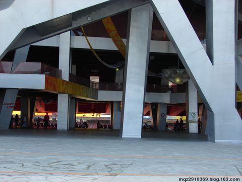 原创:我终于见到了鸟巢水立方国家体育馆 - 白玉无瑕 - 白玉无瑕的小草屋