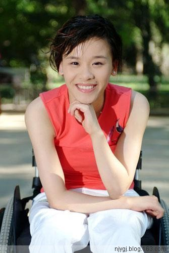 (原创)最有资格代言北京残奥会的五大明星 - 沱江愚夫 - 沱江愚夫的法医笔记