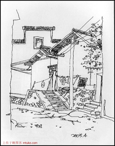 【转载】素描,钢笔画,挤暴你的眼球 - 寻墨居士 - qwjxzdadi 的博客
