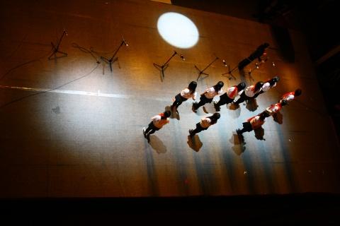 艺术节闭幕式+天池,吃蕉喇!+圣诞礼物的代替品 - sophia - sophia 的卜