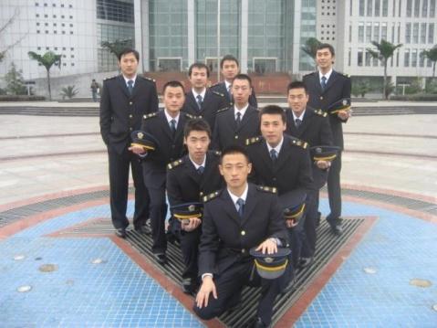 【转载】帥氣軍警 - 天涯游子 - 天涯游子