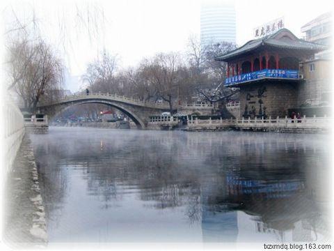配乐散文:济南的冬天 - 风中白帆 - 风中白帆