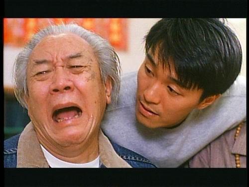 白文彪:被周星驰发狠叉伤的烂赌老师傅! - weijinqing - 江湖外史之港片残卷