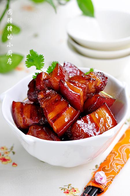 美味红烧肉——其实很简单 - 小芊芊 - 小芊芊