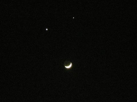 双星伴月 - 不文 - 不文