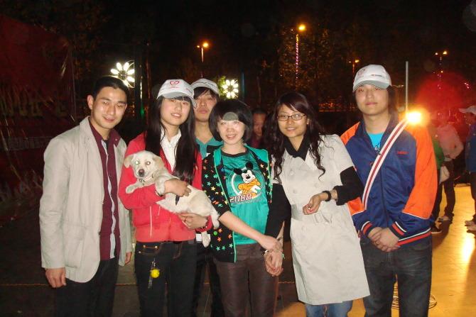 """""""树树""""终于有了爱她的""""爸爸妈妈"""" - 广元市博爱动物保护中心 - 广元市博爱动物保护中心"""