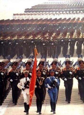 盛赞我们的军队 - 西沙群岛 - 西沙群岛