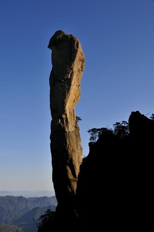 【原摄】三清山的奇石(续) - 歪树 - 歪树