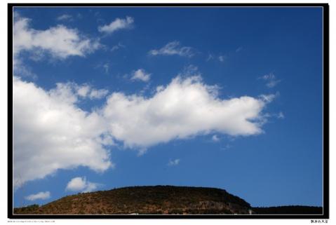 【原】彩云之南(一)——天空的脸 - 飘渺的风笛 - 飘渺的风笛