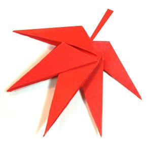 折纸大全(图解) - 缕冰 - 缕冰——冬天到了,春天还会远吗?