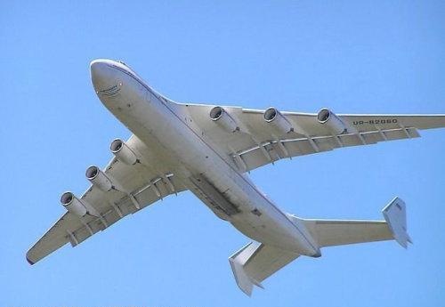 世界上最大最重的飞机[图/视频] - 冲动的惩罚 - 放手去爱