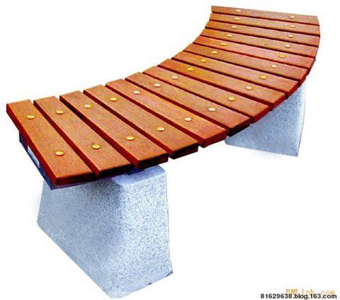 青岛卓达防腐木业有限公司 防腐木 公园椅 垃圾桶 - 防腐木 - 青岛卓达防腐木业有限公司