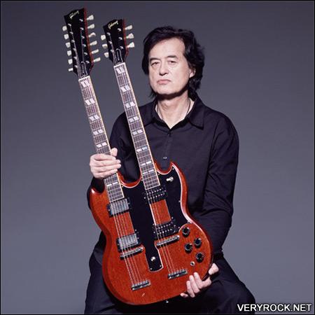吉他手吉米·佩奇手指受伤 齐柏林飞艇演出推迟 - 老范 - 老范的博客