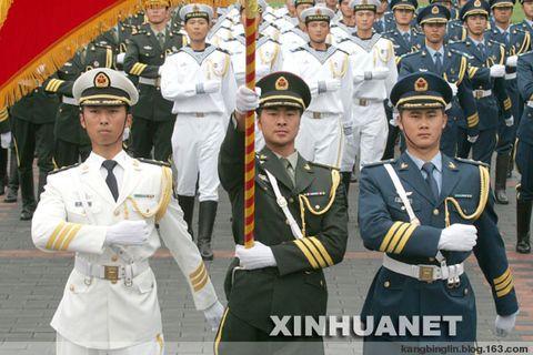 国庆阅兵 - kangbinglin - kangbinglin的博客