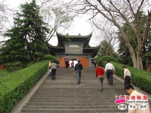 褒禅山·香泉谷·霸王庙 - 赵焰 - 赵焰的博客