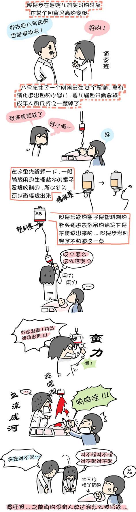 血案 - 小步 - 小步漫画日记