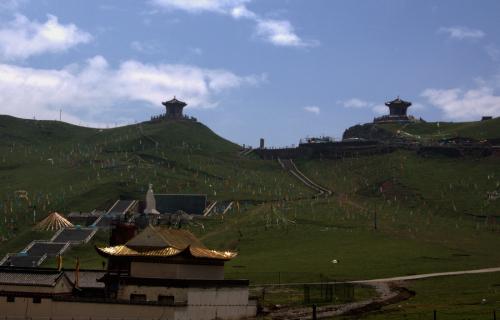 西宁印象(四)之日月山与青海湖 - xt5999995 - 赵文河的博客