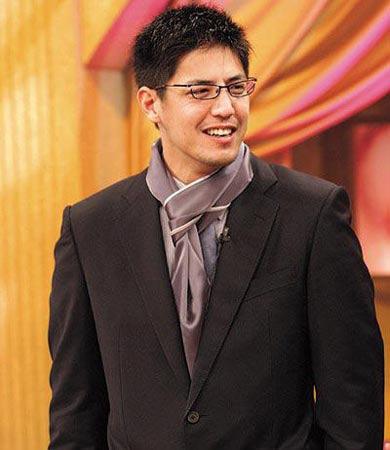 2008年青年领袖评选候选人蒋友柏简历(图)