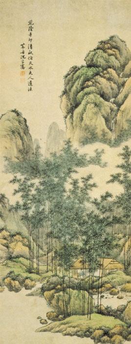 引用 中国古代山水画欣赏四 - 牧原易艺 - 中国牧原道学文化网  中国牧原书画艺术网
