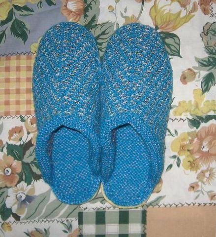 引用 毛线拖鞋编织1 - 清茶素心 - 清茶素心