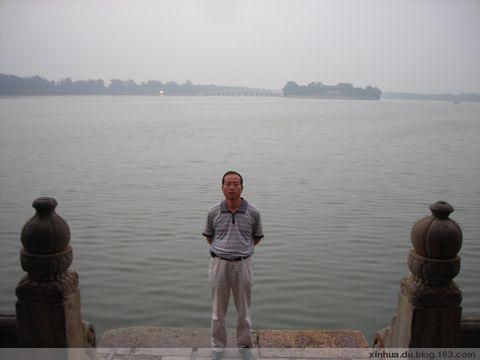(原创)  京城之韵——颐和园篇 - 兴华 - 大漠雄鹰