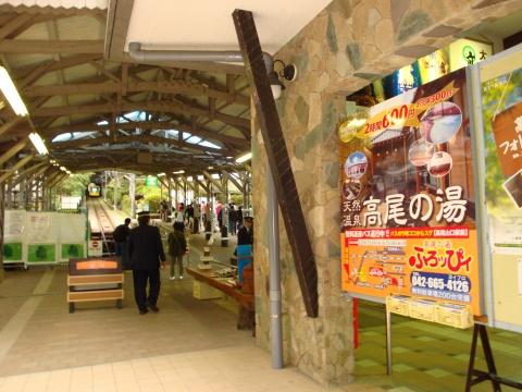 (原)走高尾山--观新宿夜景(日本摄影) - shinamon - 东京,今夜思绪舞起
