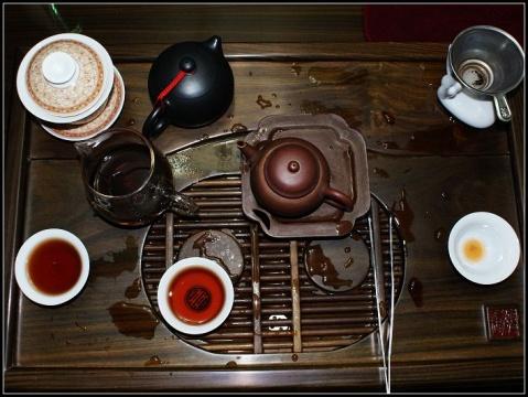 三茶四酒二人游 - pinjie4512 - 皮杰BLOG