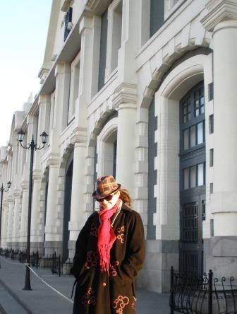半日闲之前门大街 - 老虎闻玫瑰 - 老虎闻玫瑰的博客
