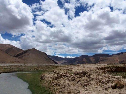 别样风情游西藏:11徒步珠峰(6) - 建龙 - 莫问回程