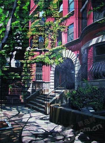 曼哈顿别出心裁的好去处-格林威治村Greenwich Village - 玄缘精舍 - 玄缘子