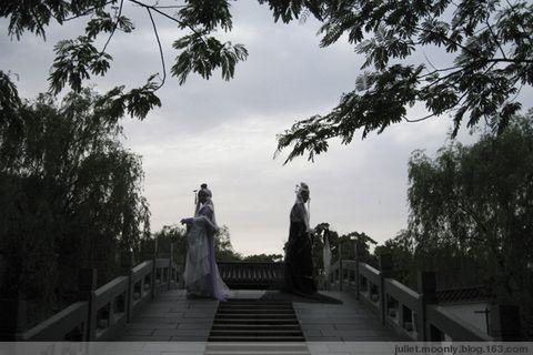 【日月生辉】日月才子外景(预告1张,元旦后更新发布全部照片) - 蓝晓月 - 死神的第七个女儿的黑色宇宙