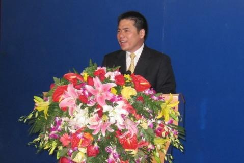 应邀出席2008中国青海投资贸易洽谈会暨郁金香节 - 远东蒋锡培 - 远东蒋锡培