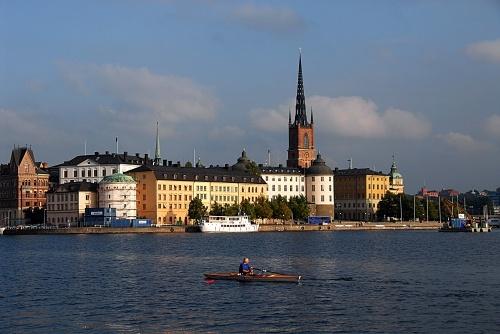 北欧威尼斯____斯德哥尔摩 - 西樱 - 走马观景