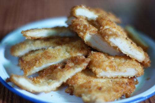 想吃大肉病爆发-日式炸鸡排的做法 - gyy800202 - 扑扑的心情日记