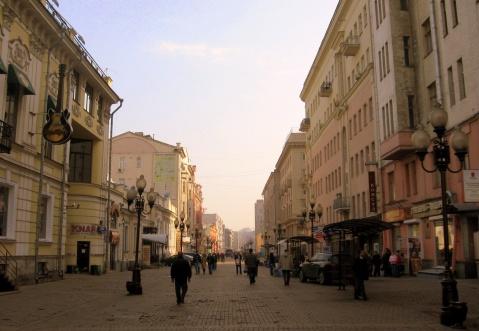 莫斯科(MOSCOW)记忆 - Jack - 古#安宅 HomeForever