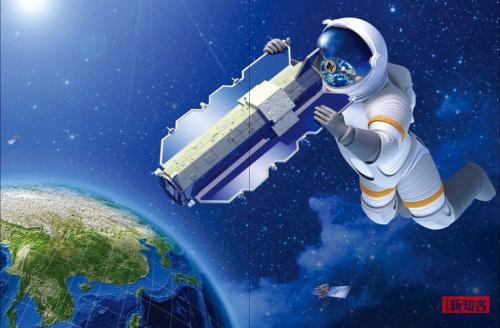 测地之箭——明察秋毫的GOCE 卫星 - 《新知客》杂志 - 新知客