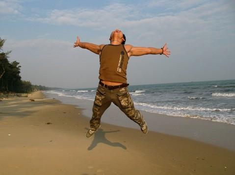 永远的正能量——因为我曾经是一个兵 - 景军 - 正气与浑雄——为您展示男人的精彩